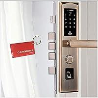 SEXTT Cerraduras de Bluetooth biométricos Cerradura de Huellas Dactilares sin Llave cerraduras electrónicas Inteligentes Entrada de