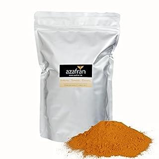 Azafran BIO Kurkuma - Premium Kurkumapulver gemahlen aus Indien 1kg