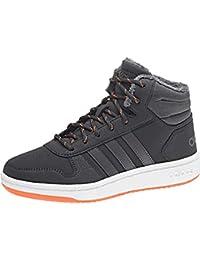 super popular 8cbc7 bca53 adidas Hoops Mid 2.0, Scarpe da Basket Unisex – Bambini