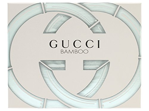 Gucci Bamboo Set for Women contains Eau de Parfum 30 ml and Bodylotion 50 ml