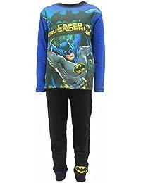 Batman Caped Crusader Niños Pijamas