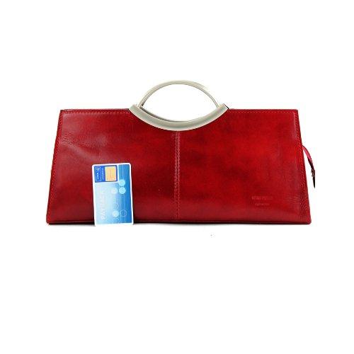 Made Italy Made Rot donna Poschette 2012 Italy Poschette giorno donna giorno Awqn4pSA