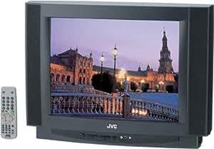 JVC AV 21 KM 3 BN 53 cm 4:3 Fernseher schwarz