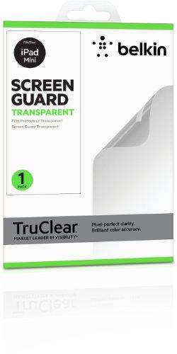 Belkin transparente TrueClear Displayschutzfolie (geeignet für iPad Mini 1-3) Belkin Screen Protector