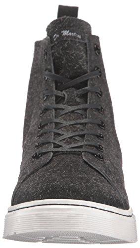 Dr. Martens Talib Brando Black, Chaussures Bateau Homme Noir