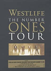 Westlife: The Number Ones Tour - Live At Sheffield [DVD]