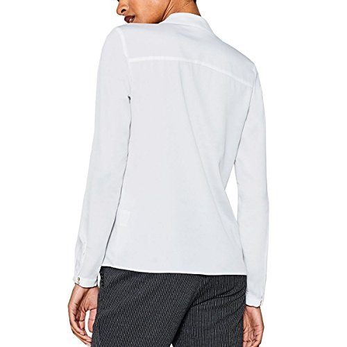 EspritBlouses Femmes - 127EO1F004 Blanc