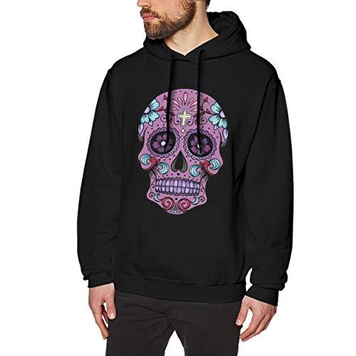 Harrisontdavison Herren Baumwolle Graphic Hoody Legendär Youngblood Black Langärmliges Sweatshirt XXL -
