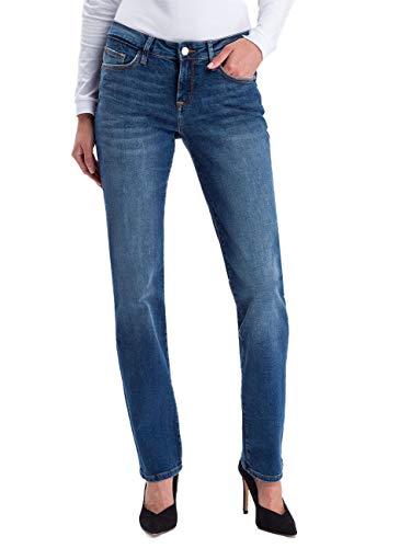 Cross Jeans Jeans Rose Dark-mid-Blue W36/L32 Dark Denim Boot-cut Jeans