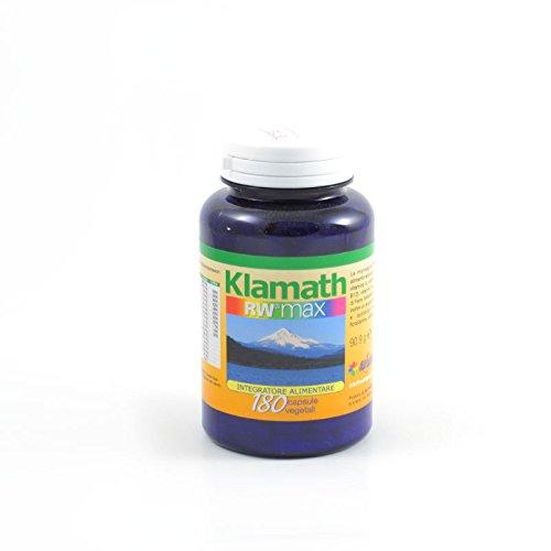 KLAMATH RW MAX - integratore alimentare da 180 capsule