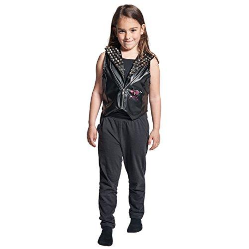 Aptafêtes - CS99905 - Gilet - Daisy Chica Vampiro - Taille 5/7 ans