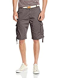 Tom Tailor Denim Cargo Bermuda, Short Homme