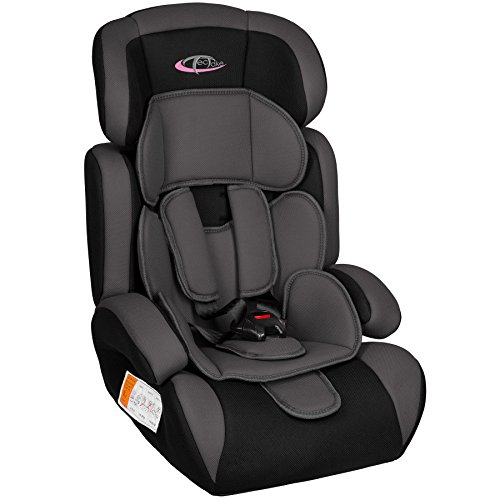 TecTake Silla de coche para niños