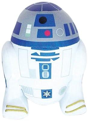 R2-D2 de peluche, 20 cm - Star Wars Clone Wars 741743