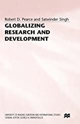 Globalizing Research+development (University of Reading European and International Studies)