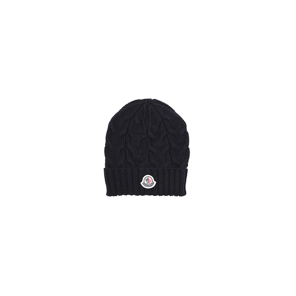 d192b93446 Moncler Junior Cappello Bambino Kids Boy MOD. 0011005