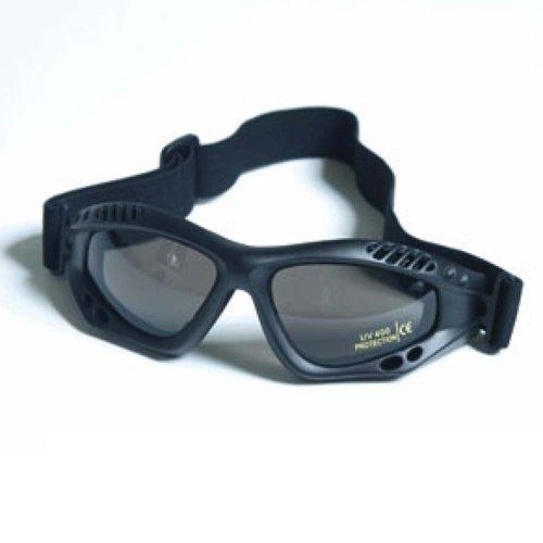 Camo Outdoor Army Tactical Commando Air Pro - Gafas de airsoft con lentes tintados
