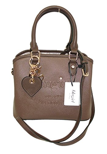 Borsa BAULETTO due manici BLUGIRL by blumarine BG 829006 women bag MARRONE