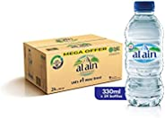 ALAIN Bottle Drinking Water, 24 x330 ml