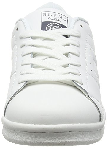 Blend 20700490, Sneakers basses homme Blanc (75003 Castlerock grey)