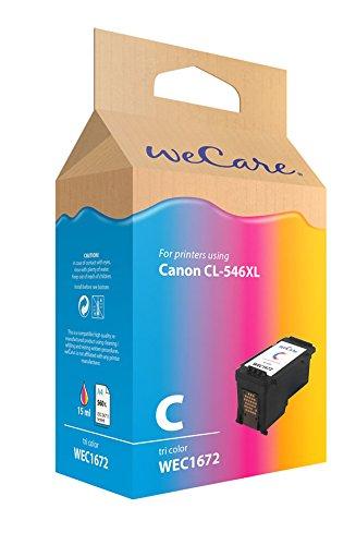 Wecare WEC1672 15ml 560páginas cartucho tinta - Cartucho