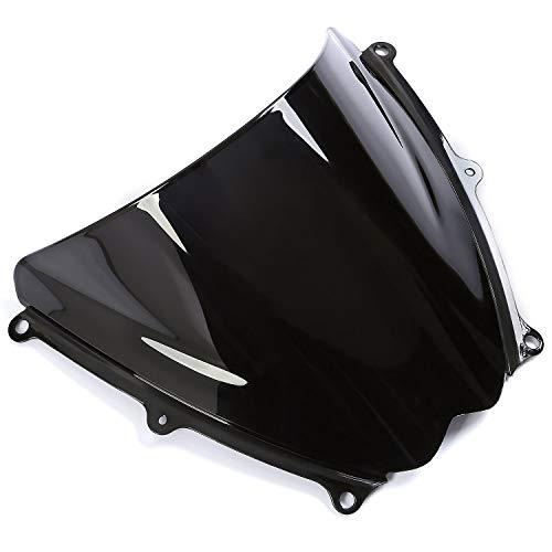Preisvergleich Produktbild CICMOD Motorrad Scheibe Windscreen für Suzuki GSXR1000 07-08 K7 (Schwarz)