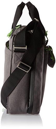 BREE Punch Style 67, Borsa per PC portatile Unisex – Adulto 30x13x40 cm (B x H x T) Grau (Slate)