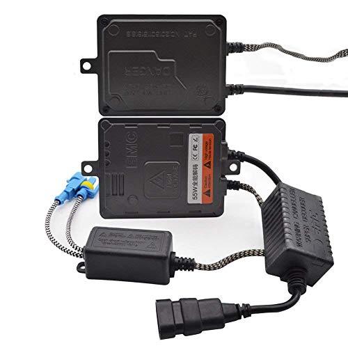 Safego Paar 55W Hid Vorschaltgeräte HID Xenon Ballast Ultra Schnell Ersatz Nicht Canbus - Ultra Ballast