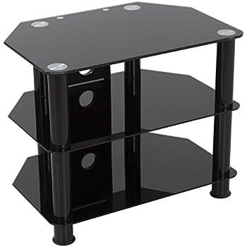 techlink air ecke ai110bc hohe rahmen schwarz gl nzend und. Black Bedroom Furniture Sets. Home Design Ideas