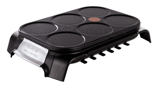 Tefal Crep Party Inox