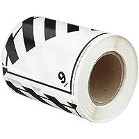 Swiftpak - Etiquetas de advertencia de peligro de la ONU 9 (100 x 100 mm, 250 unidades)
