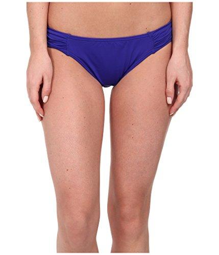Tommy Bahama Damen Side Shirred Hipster Bikini Bottom Danubio Small - Tommy Bahama Womens Bikini