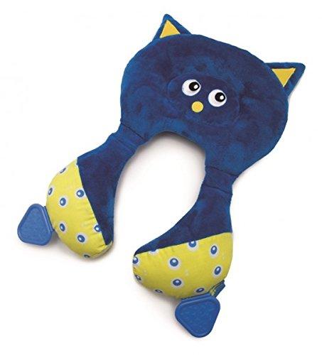 Preisvergleich Produktbild BabyToLove Kids Monster Kuscheltier Pili 12Hörnchenkissen + Monate Blau