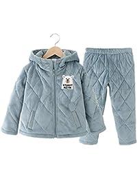 c75ca689d2 Amazon.es  pijama polar niña - Niño  Ropa