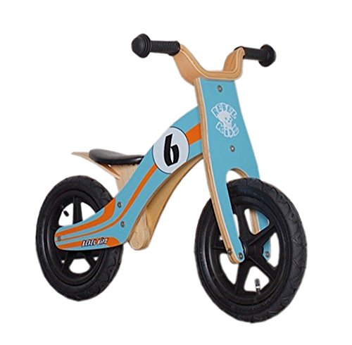 Rebel Kidz Wood Air - Bicicletas sin pedales - 12