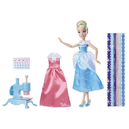 ssin B6908EU4 Cinderellas Kleider-Designer, Puppe (Kleines Mädchen Cinderella Kleider)