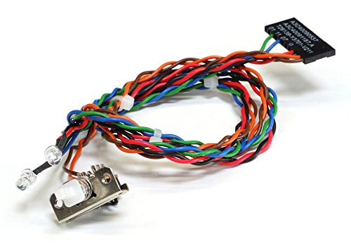 Fujitsu-Siemens Power Button LED Cable/Kabel Celsius M440/460 T26139-Y3701-V211 (Generalüberholt) -