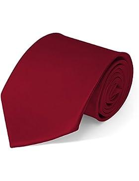 NUOVO: classica record di legame con molti grandi raso colore signori cravatta.