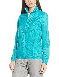 Alpine Pro Mujer beryla Jacket Spring/aut, primavera/verano, mujer, color verde, tamaño medium