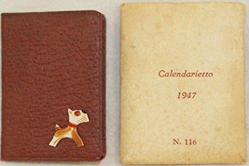 calendarietto 1947 n. 116