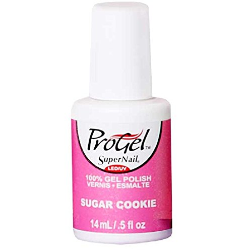 SuperNail ProGel Nagellack UV - Collection Sweet Boutique - Sugar Cookie, 14 ml