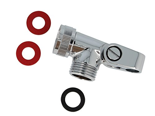 tecuro Gelenkstück (schwere Ausführung) Aufnahme für Brausestangen und Schläuche