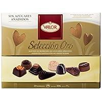 Chocolates Valor - Seleccion Oro Sin Azúcares 200 g