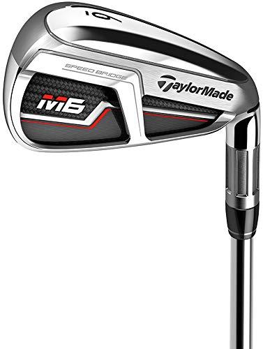 TaylorMade Golf M6 Wedge, AW, Right Hand, Senior Flex Shaft: Fujikura Atmos Orange