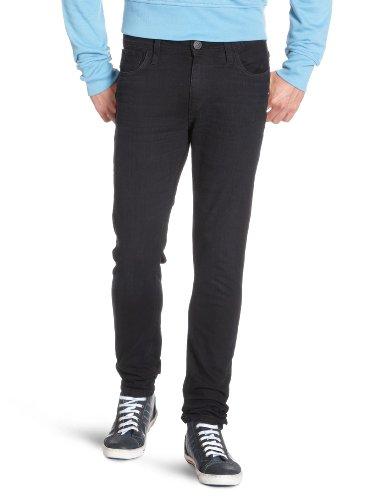 JACK & JONES Herren Jeans Normaler Bund 12059778 Ben Original JOS 145 Black (Sc 745)
