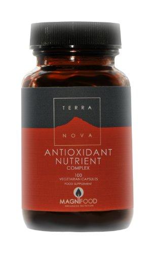 TERRANOVA Antioxidant Nutrient Complex - 100 Vegicaps (Frucht Potente)