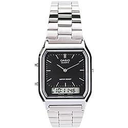 Casio AQ-230A-1DMQYES - Reloj color plateado