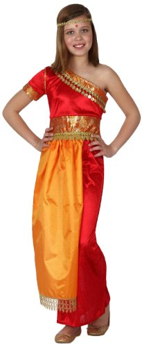 Imagen de atosa 8422259158431  disfraz hindu para niña, talla 140