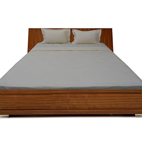 500tc-georgeous-4-bettlaken-set-streifen-pocket-grosse-584-cm-baumwolle-ivory-stripe-doppelbett