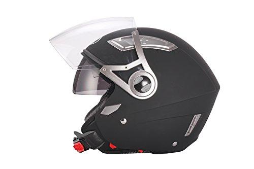 Zoom IMG-1 bhr 93304 casco doppia visiera